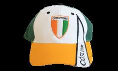 Casquette Côte d'Ivoire, fan