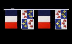 Guirlande d'amitié France - Picardie - 30 x 45 cm