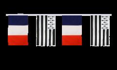 Guirlande d'amitié France - Bretagne - 30 x 45 cm