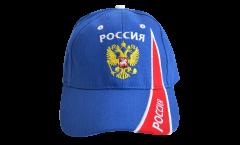 Casquette Russie, nation