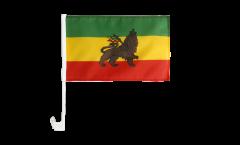 Drapeau de voiture Ancien Ethiopie - 30 x 40 cm