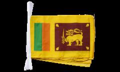 Guirlande Sri Lanka - 30 x 45 cm