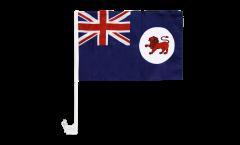 Drapeau de voiture Australie Tasmania - 30 x 40 cm