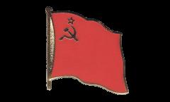 Pin's (épinglette) Drapeau URSS - 2 x 2 cm
