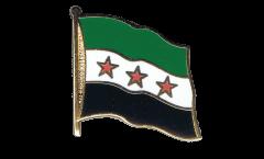 Pin's (épinglette) Drapeau Syrie 1932-1963 / Opposition - Armée Syrienne Libre - 2 x 2 cm
