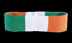 Bandeau de transpiration Irlande - 6 x 21 cm