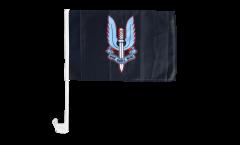Drapeau de voiture Royaume-Uni British Army Special Air Service - 30 x 40 cm