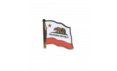 Pin's (épinglette) Drapeau USA US California - 2 x 2 cm