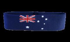 Bandeau de transpiration Australie - 6 x 21 cm