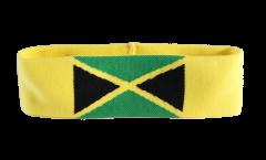 Bandeau de transpiration Jamaïque - 6 x 21 cm