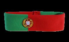 Bandeau de transpiration Portugal - 6 x 21 cm