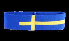 Bandeau de transpiration Suède - 6 x 21 cm