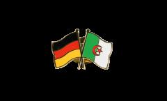 Pin's épinglette de l'amitié Allemagne - Algerie - 22 mm