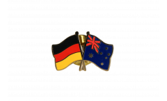 Pin's épinglette de l'amitié Allemagne - Australie - 22 mm