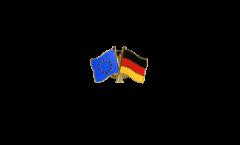 Pin's épinglette de l'amitié Europe - Allemagne - 22 mm