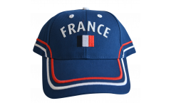 Casquette France, nation
