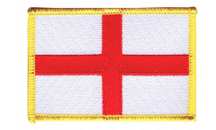 Écusson brodé Angleterre St. George - 8 x 6 cm