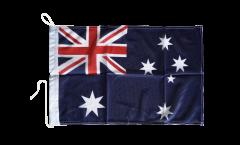 Drapeau pour bateau Australie - 30 x 40 cm