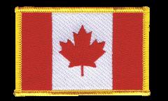 Écusson brodé Canada - 8 x 6 cm