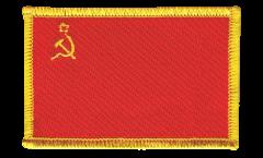 Écusson brodé URSS - 8 x 6 cm