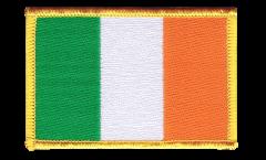 Écusson brodé Irlande - 8 x 6 cm