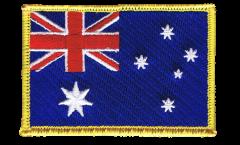 Écusson brodé Australie - 8 x 6 cm