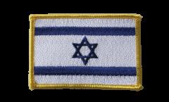 Écusson brodé Israel - 8 x 6 cm