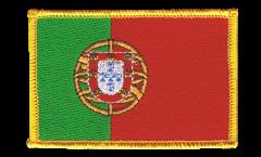 Écusson brodé Portugal - 8 x 6 cm