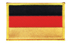 Écusson brodé Allemagne - 8 x 6 cm