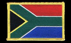 Écusson brodé Afrique du Sud - 8 x 6 cm