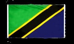 Drapeau de balcon Tanzanie - 90 x 150 cm