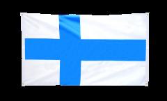 Drapeau de balcon Finlande - 90 x 150 cm