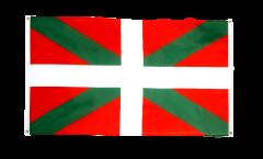 Drapeau de balcon Pays Basque - 90 x 150 cm
