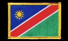 Écusson brodé Namibie - 8 x 6 cm