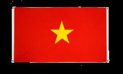 Drapeau de balcon Viêt Nam Vietnam - 90 x 150 cm