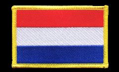 Écusson brodé Pays-Bas - 8 x 6 cm