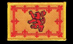 Écusson brodé Écosse Royal - 8 x 6 cm