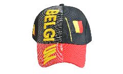 Casquette Belgique, nation