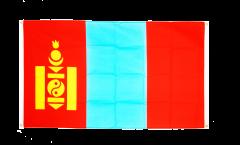 Drapeau de balcon Mongolie - 90 x 150 cm