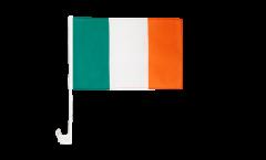 Drapeau de voiture Irlande - 30 x 40 cm