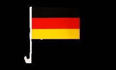 Drapeau de voiture Allemagne - 30 x 40 cm