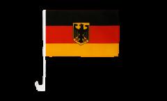 Drapeau de voiture Allemagne Dienstflagge - 30 x 40 cm