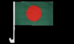 Drapeau de voiture Bangladesh - 30 x 40 cm