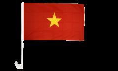 Drapeau de voiture Viêt Nam Vietnam - 30 x 40 cm