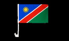 Drapeau de voiture Namibie - 30 x 40 cm