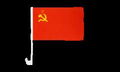 Drapeau de voiture URSS - 30 x 40 cm