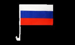Drapeau de voiture Russie - 30 x 40 cm