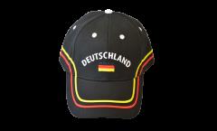 Casquette Allemagne noir, nation