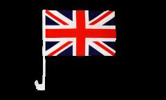 Drapeau de voiture Royaume-Uni - 30 x 40 cm