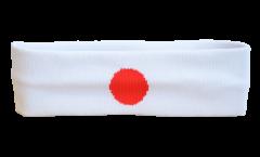 Bandeau de transpiration Japon - 6 x 21 cm